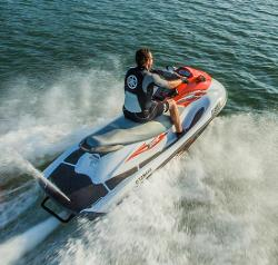 V1 Sport Jet Ski by Yamaha Waverunner in Couple's Retreat