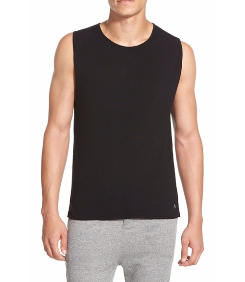 'Fashion Gym' Muscle Tank Top by Alexander Simai in Shadowhunters - Season 1 Looks