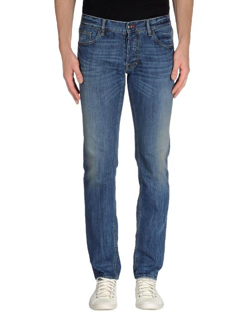 Denim pants by JEY COLE MAN in This Is Where I Leave You