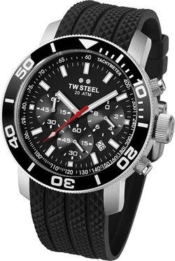 Grandeur Diver Watch by TW Steel in Ballers