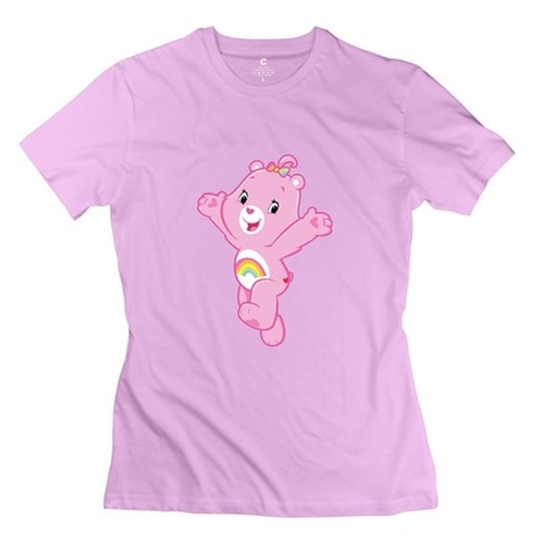 Care Bear 4 T-Shirt by Nozone in Sisters