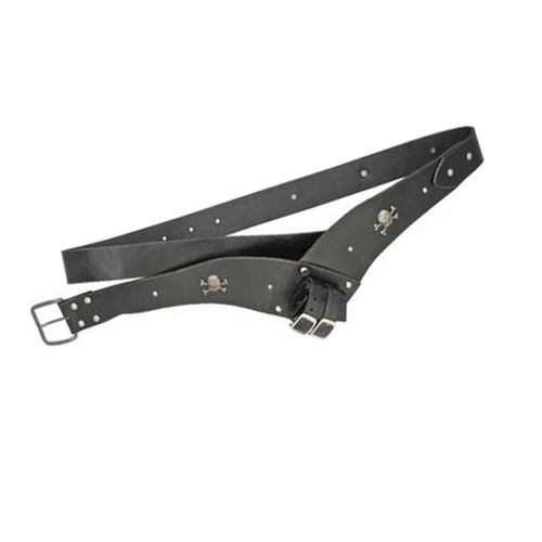 Leather Medieval Sword Frog Pirate Cutlass Belt by Etrading in King Arthur: Legend of the Sword