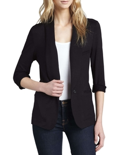 Neville Relaxed Terry Blazer by Soft Joie in The Giver