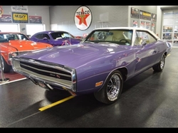 1970 Charger Coupe by Dodge in The Fate of the Furious