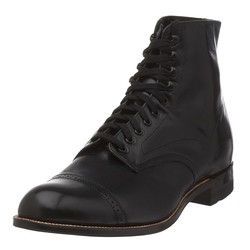 Men's Madison Cap Toe Boots by Stacy Adams in Only God Forgives