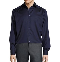 Solid Dress Shirt by Eton in Lethal Weapon
