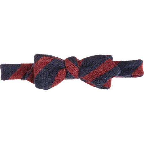 Woven Stripe Bow Tie by Alexander Olch in The Great Gatsby