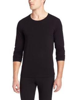 Men's Stretch Long John Shirt by HUGO BOSS in Sabotage