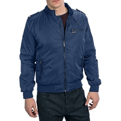 Iconic Racer Jacket by Members Only in Trainwreck