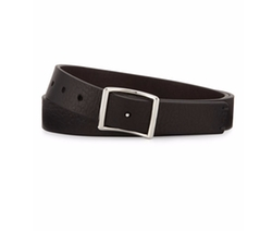 Reversible Leather Belt by Shinola in Empire