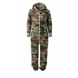 Onesie Camouflage Jumpsuit by One Piece in Keeping Up With The Kardashians