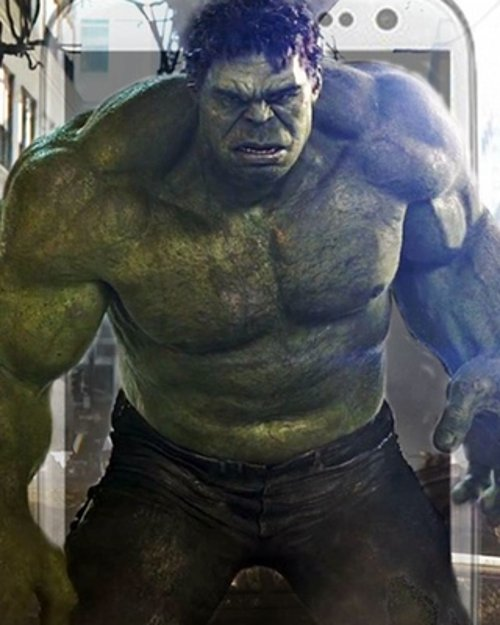 Hulk by Andy Park (Concept Artist) in Avengers: Age of Ultron
