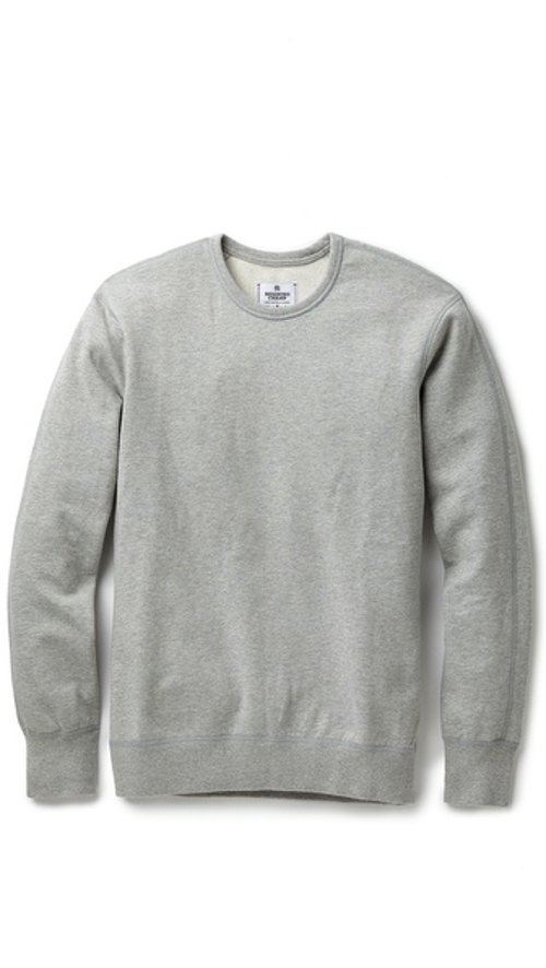 Mid Weight Terry Sweatshirt by Reigning Champ in Her
