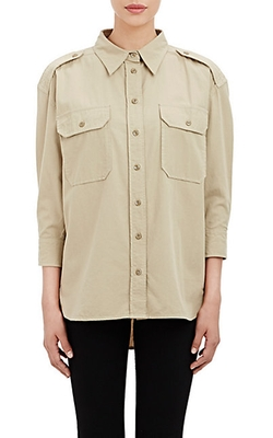 Officer's Shirt by NLST in Keeping Up With The Kardashians