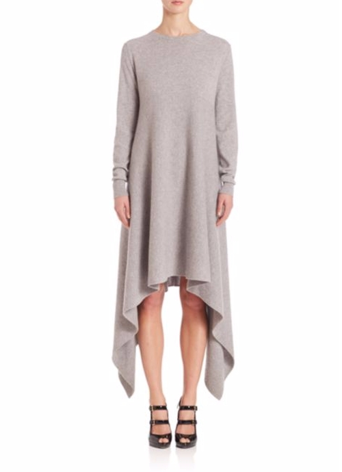 Cashmere Tunic Knit Dress by Alexander McQueen in Rogue One: A Star Wars Story
