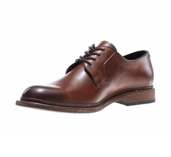 Luke Leather Lace-Up Oxford Shoes by Wolverine in House of Cards