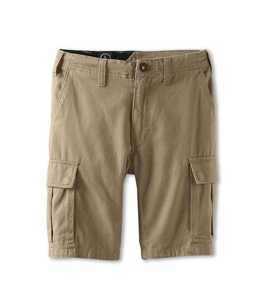 Slargo Cargo Short by Volcom Kids in And So It Goes