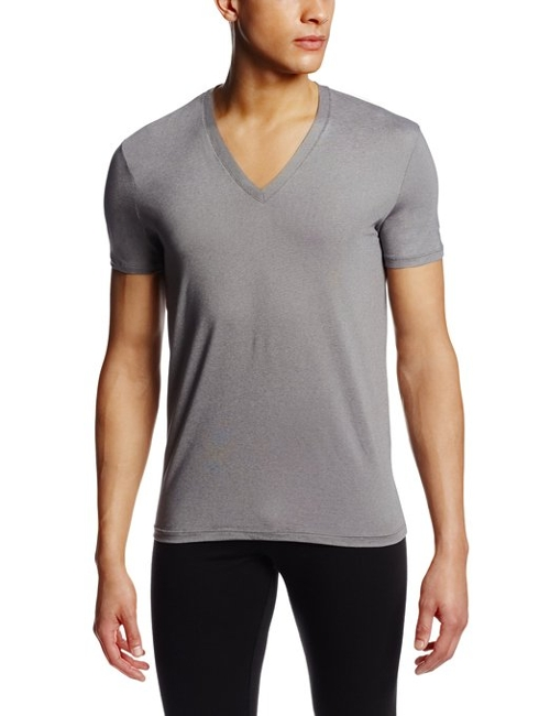 Men's V-Neck Tee Shirt by Boss Hugo Boss in The Best of Me
