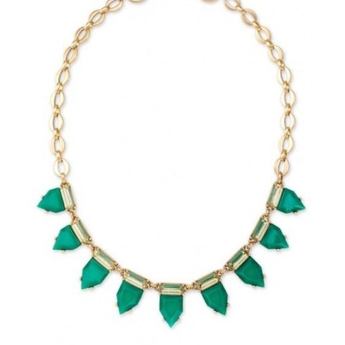 Eye Candy Necklace by Stella & Dot in Pretty Little Liars - Season 6 Episode 11