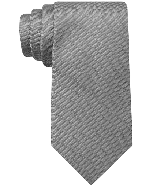 Core Oxford Solid Tie by Tommy Hilfiger in The Hangover