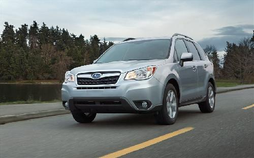 Forester by Subaru in Oculus