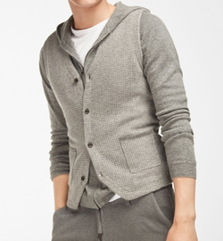Houndstooth Knit Waistcoat by Massimo Dutti in The Flash