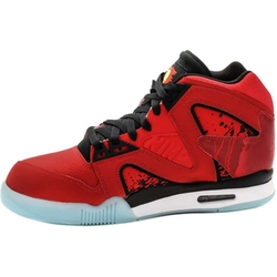 Air Tech Challenge Hybrid Shoes by Nike in Ballers