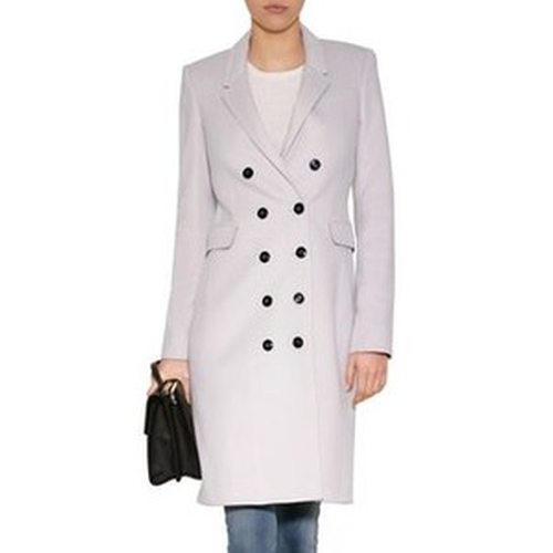 Cashmere Northcombe Coat by Burberry in Scandal - Season 5 Episode 6