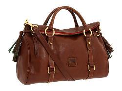 Florentine Vachetta Satchel Bag by Dooney & Bourke in Laggies