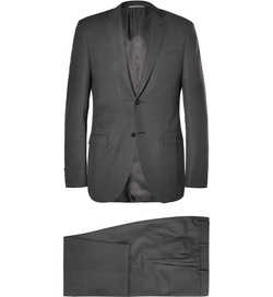 Slim-Fit Wool Suit by Canali in Legally Blonde