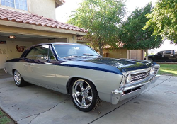 1967 Chevelle by Chevrolet in Chronicle