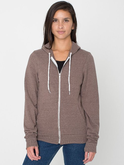 Unisex Tri-Blend Hoodie by American Apparel in The Fault In Our Stars