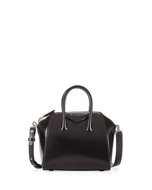 Antigona Mini Leather Satchel Bag by Givenchy in Suits - Season 5 Episode 11