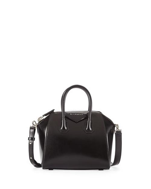 Antigona Mini Leather Satchel Bag by Givenchy in Suits - Season 5 Episode 11