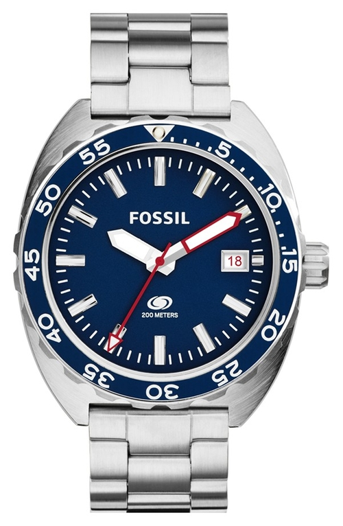 'Breaker' Watch by Fossil in Brooklyn Nine-Nine - Season 3 Episode 5