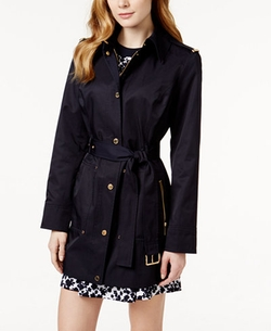 Belted Trench Coat by Michael Kors in Wonder Woman