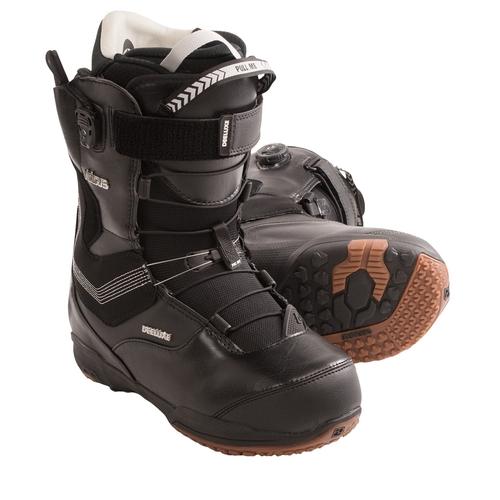 Vicious TPF Snowboard Boots by Deeluxe in Point Break
