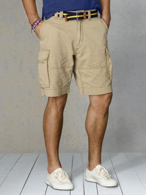 Gellar Classic Cargo Short by Ralph Lauren in Project Almanac