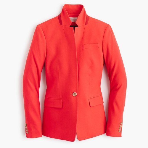 Regent Blazer by J. Crew in Scream Queens - Season 1 Episode 8