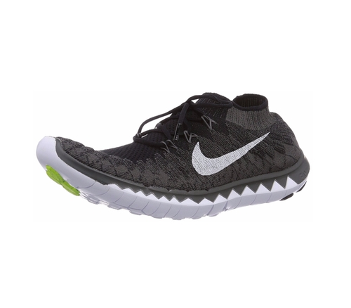 Free 3.0 Flyknit Men Round Toe Synthetic Running Shoe by Nike  in The Martian