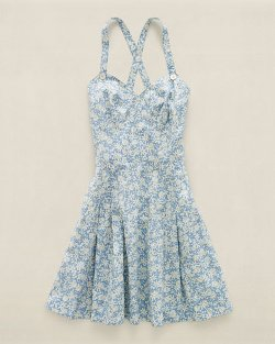 Blue Jane Dress by Ralph Lauren in American Sniper