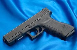 Glock 17 by Glock Ges.m.b.H. in Hot Tub Time Machine 2