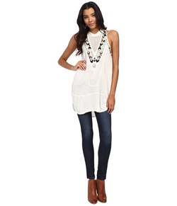 Adella Mock Neck Party Top by Free People in Pretty Little Liars