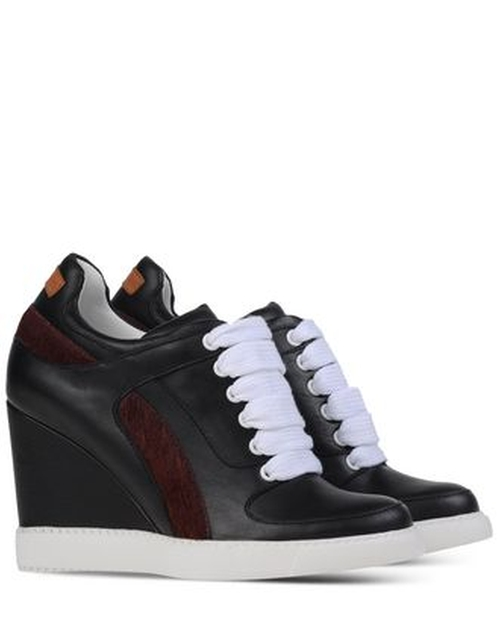 Low-Tops Wegde Sneaker by See By Chloe in Scream Queens