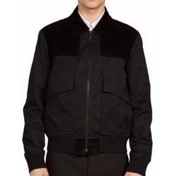 Work Wear Jacket by Kenzo in Jason Bourne
