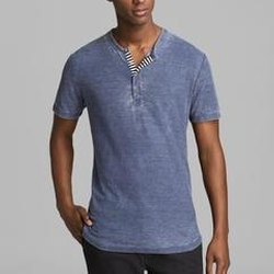 'Muralla' Henley Shirt by Cohesive & Co. in Sisters