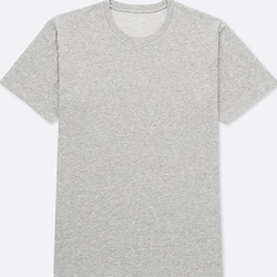 Packaged Dry Crewneck Short-Sleeve T-Shirt by Uniqlo in Jason Bourne