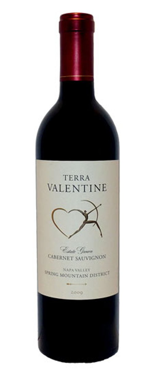 2009 Estate Syrah Wine by Terra Valentine in That Awkward Moment