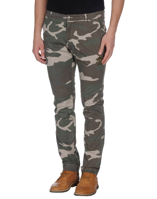 Casual Camouflage Pants by Hydrogen in Get Hard