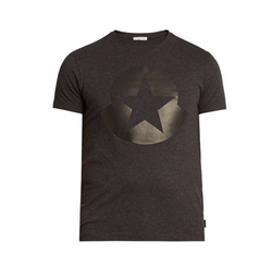 Maglia Cotton-Jersey T-Shirt by Moncler in Riverdale